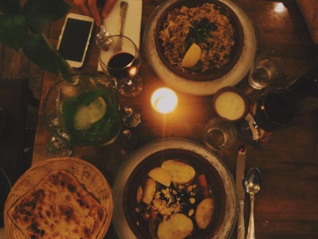 dinnersahara