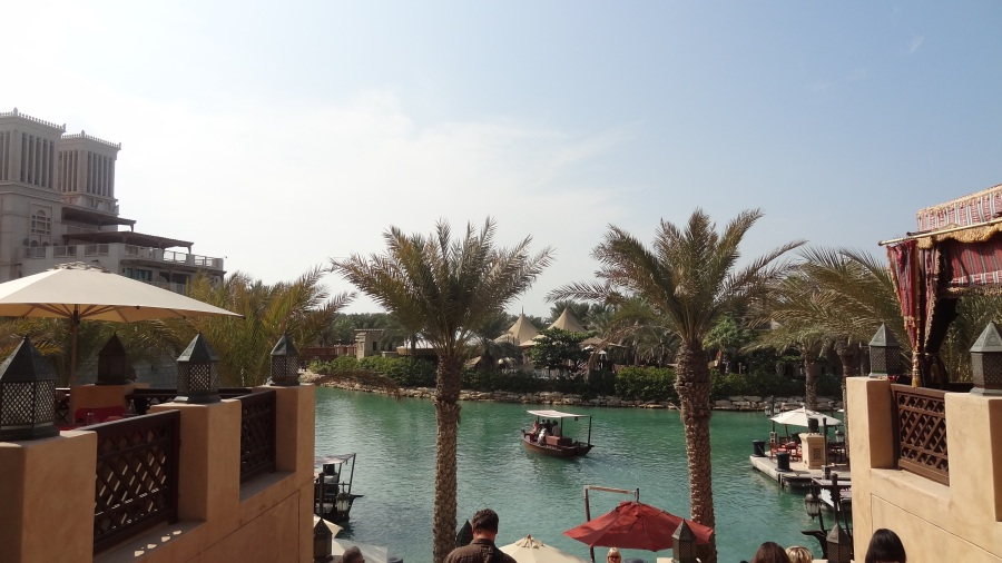 Palm Jumeria resort