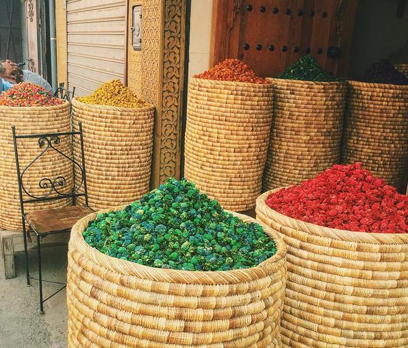 mellah-spices
