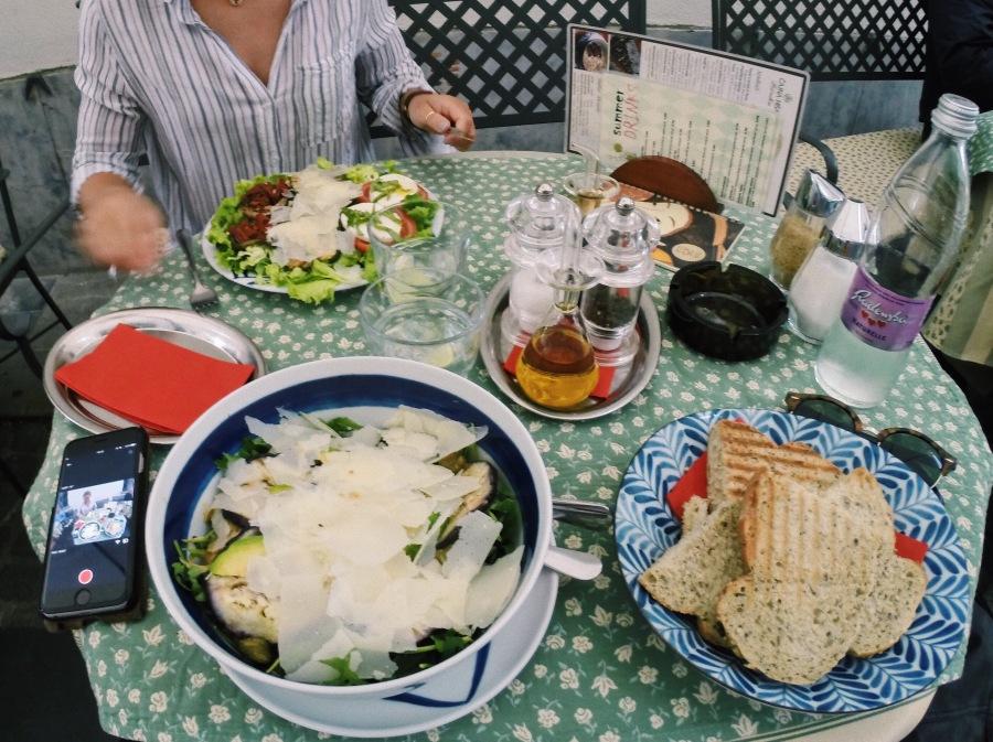 Ljubljana food
